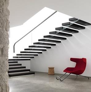 escaleras-de-diseño-casa-Balcón-sobre Bronte-Luigi-Rosselli