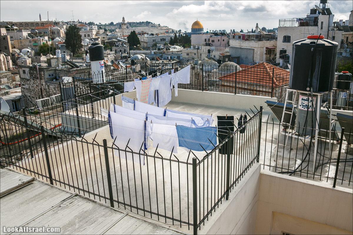 LookAtIsrael.com - Прогулка по крышам Иерусалима   Jerusalem roofs   על גגות ירושלים