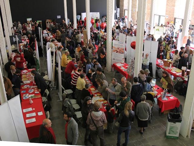 Fira Economia Solidària 2012