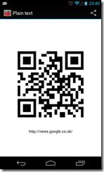 تطبيق مسح الباركود للأندرويد Barcode Scanner - سكرين شوت 5