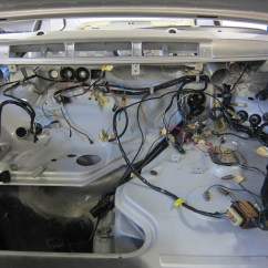 Porsche 911 Engine Diagram Of Parts 8086 Pin With Explanation Wiring Harness 1973 76 Carrera Mfi Restoration Page 4 Pelican Forums Boxster