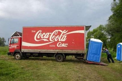 Coca Ads Fail and Win