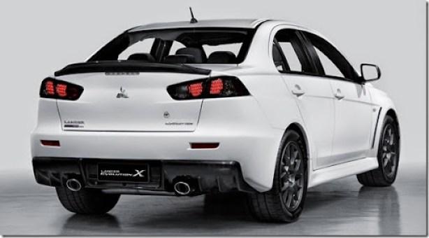 Mitsubishi Lancer Evolution X Carbon Series