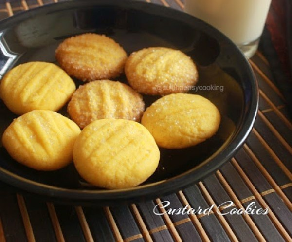 Custard Cookies2