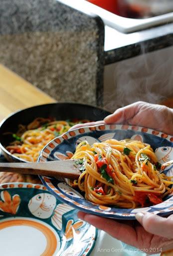 Spaghettoni al berber e i dubbi della memoria  Anna The Nice