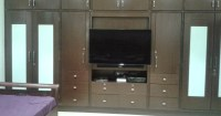 Contractors in Chennai: Living room, living room tv unit ...