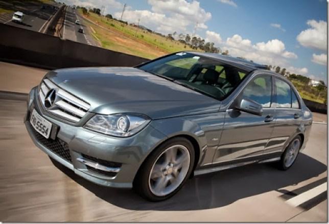 Mercedes-Benz Classe C 2012 (7)[4]
