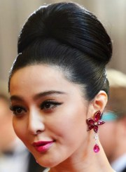 amazing gorgeous short updo hairstyles