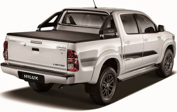 Hilux Limited Edition foto02