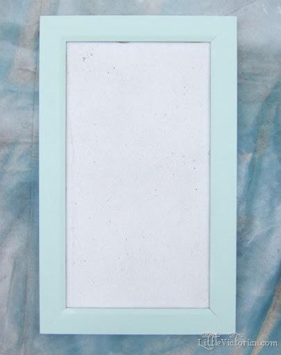 Painted Cork Board : painted, board, Paint, Cork?, Tips..., Little, Victorian