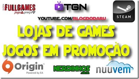 Promoções Jogos a baixo custo Borderlands 1 e 2 - Dead Rising 2 - Steam - Nuuvem - FullGames - Origin