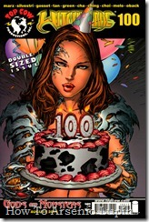 Witchblade 100