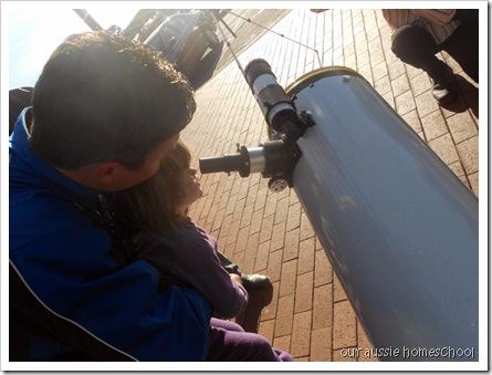 Solar Eclipse ~ Our Aussie Homeschool