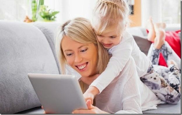 aplikasi android khusus ibu dan anak