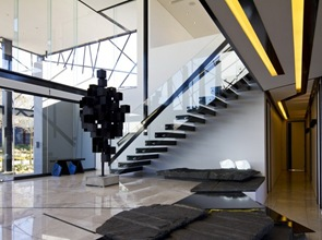 Diseño-escaleras-modernas-Casa-Ber-Nico-van-der-Meulen
