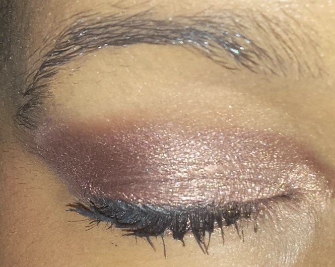 Using The Elf Urban Outers Color Crush Palette Wet N Wild Petal Pusher And Nyx Bedroom Eyes Eyeshadow