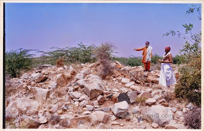 sevalal maharaj birth place, sevagad, AP