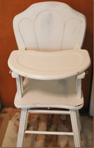 high chair 031-2