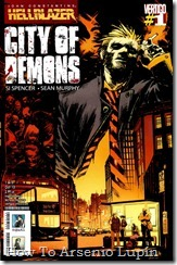 P00001 - Hellblazer - City of Demons #1
