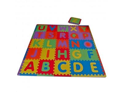 Alfombras puzzle t xicas cuidado - Alfombras puzzle infantiles ...