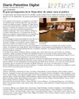 Agrupación de Acuarelistas Vascoss en Palencia 2009