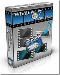 Windows 7 Codec