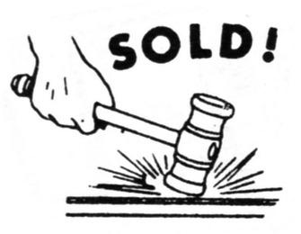 bidding at an auction