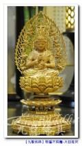 【檀香木大日如來佛】神明佛像木雕藝術@板橋九龍佛具