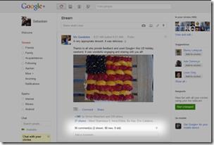 Hide Show Google+ comments