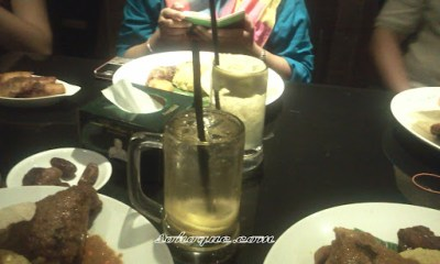 Keputusan Contest Raya Moments Of Closeness With Samsung - honey lemon tea