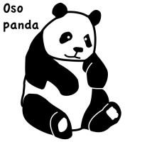 Dibujos de osos pandas - Imagui