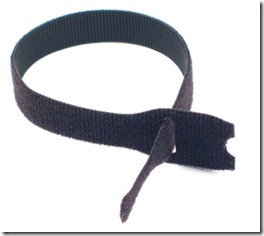 velcro ties