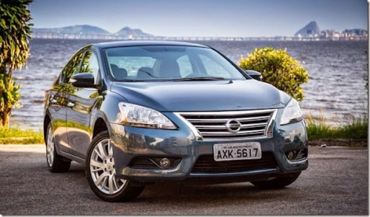 Nissan Sentra SL 2014 (3)
