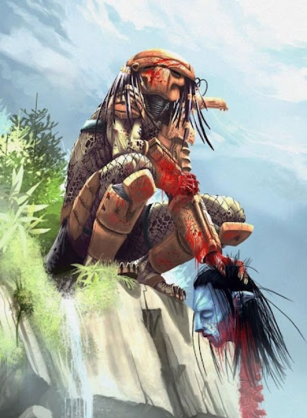Avatar Vs Predator