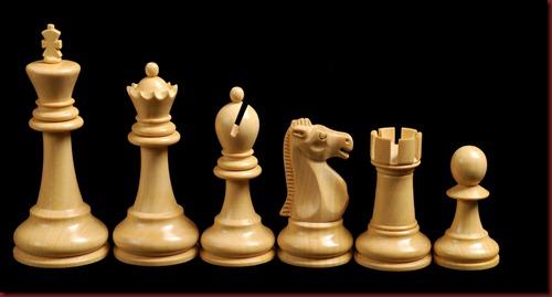 TOPJOJO: [雜記] Chess 西洋棋