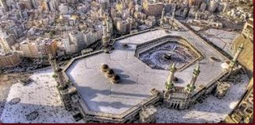 Kota Makkah dan Misteri Bilangan Fibonacci
