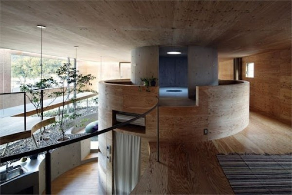 Arquitectura casa moderna Casa Pit