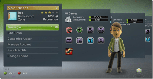 Próximo XBOX irá retrabalhar sistema de achievements, diz site