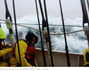 'Storm hits Coast Guard Cutter Eagle' photo (c) 2012, Charles McCain - license: http://creativecommons.org/licenses/by/2.0/