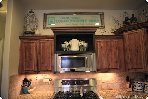 Interior Decorating a cottage style kitchen Jills House reveal part 3