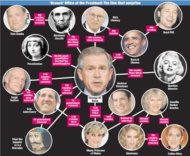 Família Bush