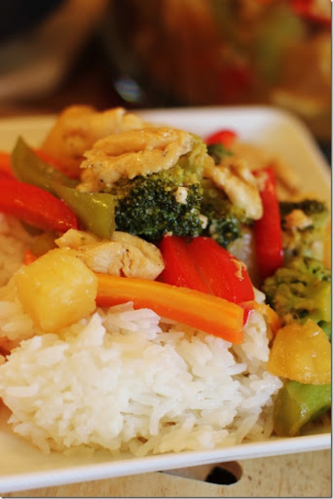 Chicken Teriyaki Stir Fry - Joyful Momma's Kitchen