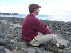 jd at beach