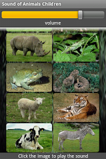 Animal sound ringtones free screenshot 04