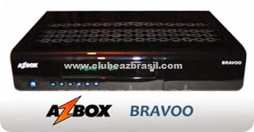 AZBOX BRAVOO HD ANTIGO SNOOP ELETRÔNICOS