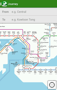 Transit Hong Kong by NAVITIME screenshot 3