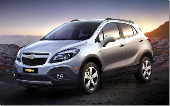 Chevrolet Mini Captiva sites