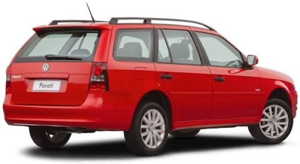 Volkswagen Parati Trend 2013 (1)