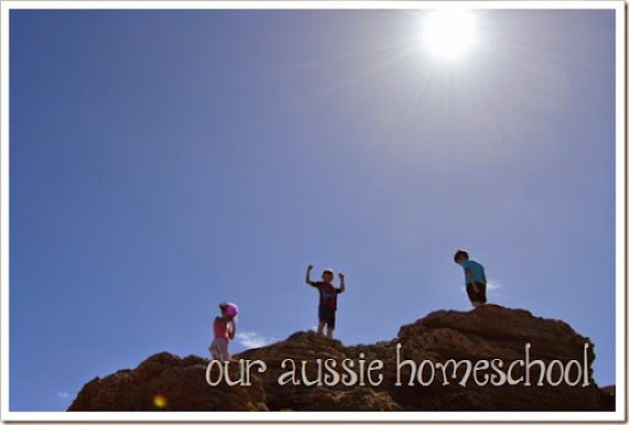 Our Aussie Homeschool ~ Our Roadschool Curriculum 2015