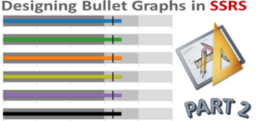 Designing Bullet Graphs in SSRS Part 2